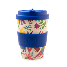 Load image into Gallery viewer, Bamboo Eco Cup 400ml Rainbow Rabbit