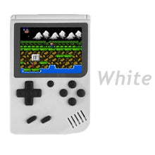 Load image into Gallery viewer, 168 Games MINI Portable Retro Video Console Handheld Game Advance Players Boy 8 Bit Built-in Gameboy 3.0 Inch Color LCD Screen