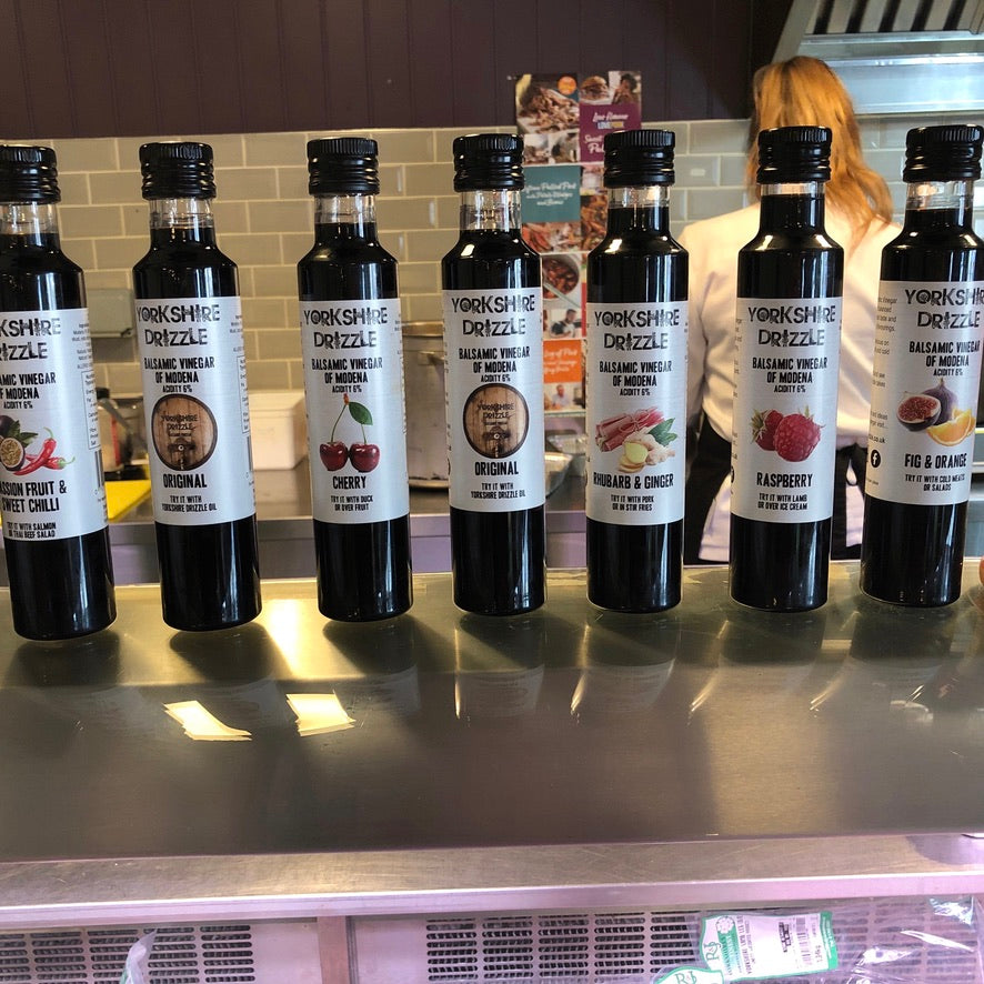 Yorkshire Drizzle Balsamic Vinegar of Medena
