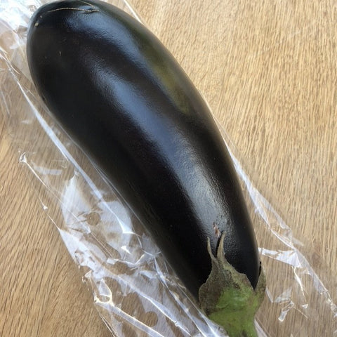 Aubergines each - Langthorpe Farm Shop