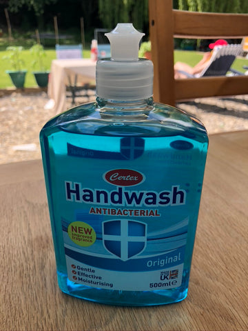 Anti Bacterial Hand Soap - Langthorpe Farm Shop
