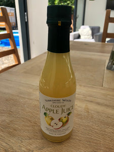 Yorkshire Wolds - Original Cloudy Apple Juice - Langthorpe Farm Shop