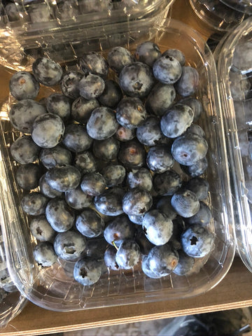 Blueberries Punnet - HGFD Produce