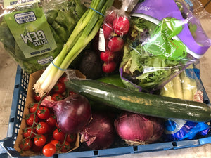 Salad Box - Langthorpe Farm Shop