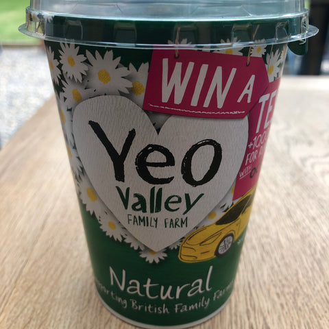 Acorn Dairy - Yeo Valley  - Natural Yoghurt - Langthorpe Farm Shop
