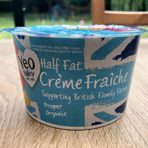 Acorn Dairy - Yeo Valley  - Healthy Creme Friache - HGFD Produce
