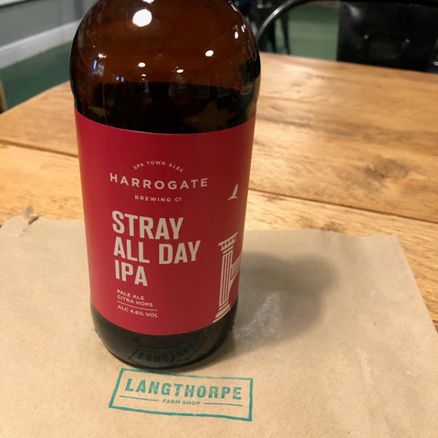 STRAY ALL DAY IPA 4.6% 500ml - HGFD Produce