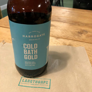 COLD BATH GOLD 4.4% 500ml - Langthorpe Farm Shop