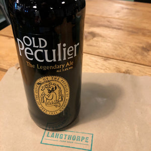 Old Peculier - Langthorpe Farm Shop
