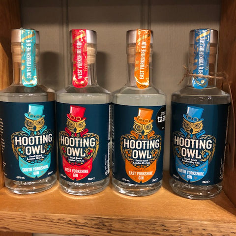 Hooting Owl 70cl Bottle