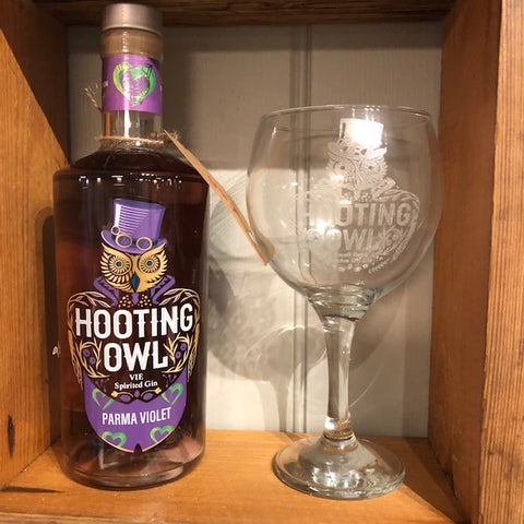 Hooting Owl Parma Violet 70cl Bottle