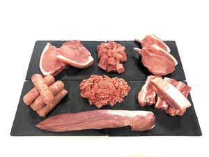 Perfect Woodland Reared Pork Pack