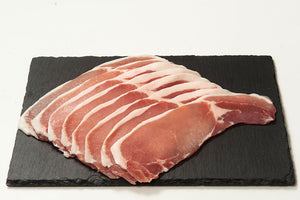 R&J Dry Cured Bacon 500g pack