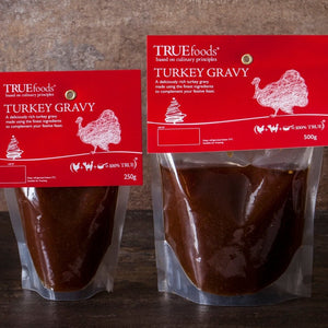 Turkey Gravy - True Foods 500g