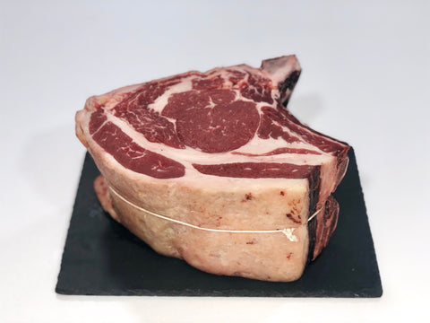 Salt Aged Two Rib of Beef (Pack of 1)