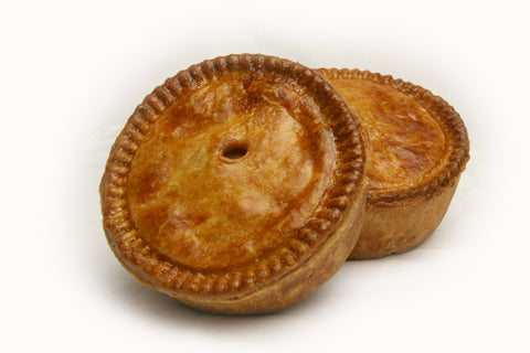Voakes Family Size Pork Pie