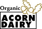 Acorn Dairy Organic Butter - Slightly Salted 250g - HGFD Produce