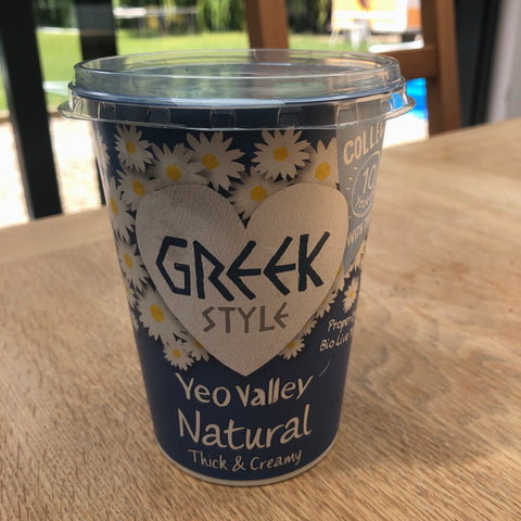 Acorn Dairy - Yeo Valley  - Greek Yoghurt - Langthorpe Farm Shop