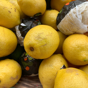 Lemon each - Langthorpe Farm Shop