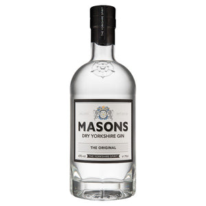Masons Dry Yorkshire Gin 70cl - Langthorpe Farm Shop