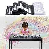 Portable Flexible Digital Keyboard Piano 49 Keys - Etrendpro