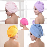 Magic Microfiber Hair Fast Drying Towel - Etrendpro