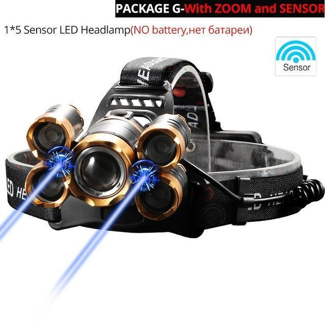 Most Powerful LED Headlight headlamp - Etrendpro