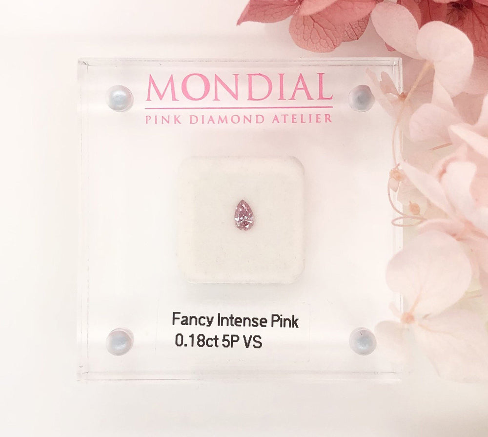 0.18ct Argyle Pink Diamond