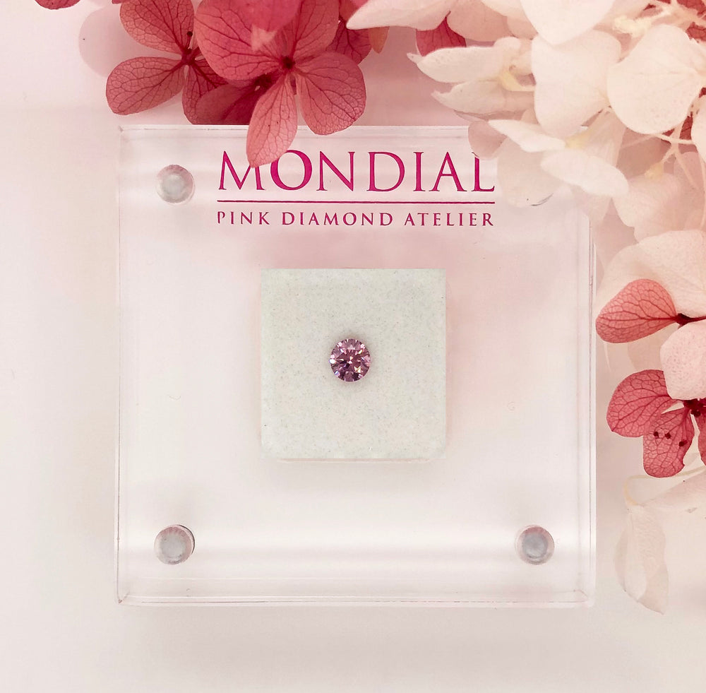 0.25ct Argyle Pink Diamond