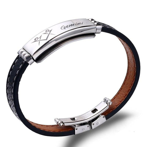 BRACELET CONSTELLATION GEMEAUX - Zodiaque Shop