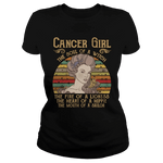 TEE SHIRT CANCER FEMME - Zodiaque Shop