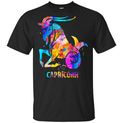 TEE SHIRT CAPRICORNE - Zodiaque Shop