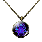 COLLIER ZODIAQUE CANCER - Zodiaque Shop