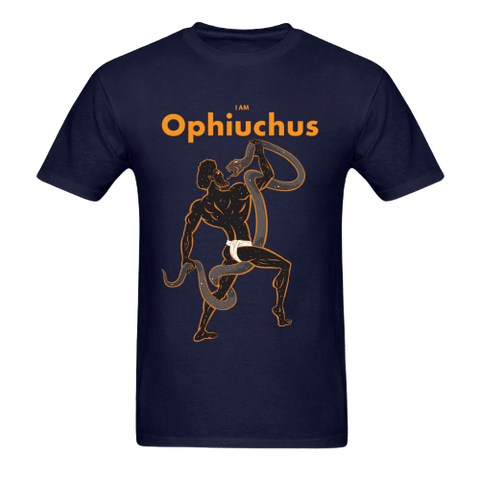 OPHIUCHUS T-SHIRT - Zodiaque Shop