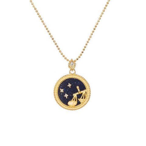 COLLIER ASTRO BALANCE - Zodiaque Shop
