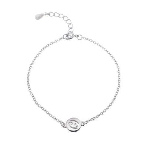 BRACELET SIGNE<br /> ASTROLOGIQUE CANCER - Zodiaque Shop