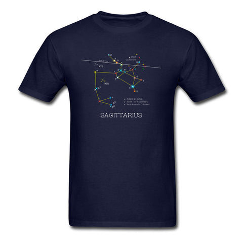T-SHIRT ASTROLOGIQUE SAGITTAIRE - Zodiaque Shop
