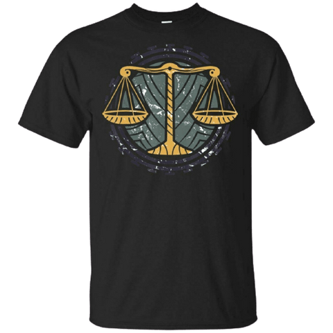 T-SHIRT SIGNE ASTROLOGIQUE BALANCE - Zodiaque Shop