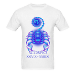 TEE SHIRT SCORPION - Zodiaque Shop
