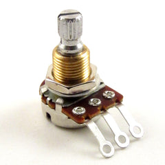 Bourns 250K Left Handed Mini Split Shaft Audio Potentiometer