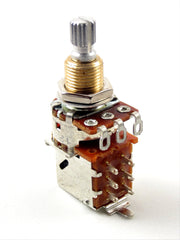 Bourns 250K Audio Taper Push-Pull Potentiometer