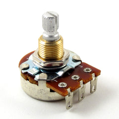 Bourns 500K Short Split Shaft Low Friction Audio Potentiometer