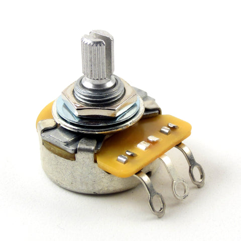 "CTS 250K Left Handed ""Lefty"" Audio Taper Potentiometer"