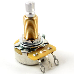 CTS 1 Meg Long  Linear Taper Split Shaft Potentiometer