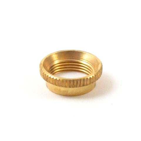 Deep Nut for Switchcraft Toggle Switches Gold