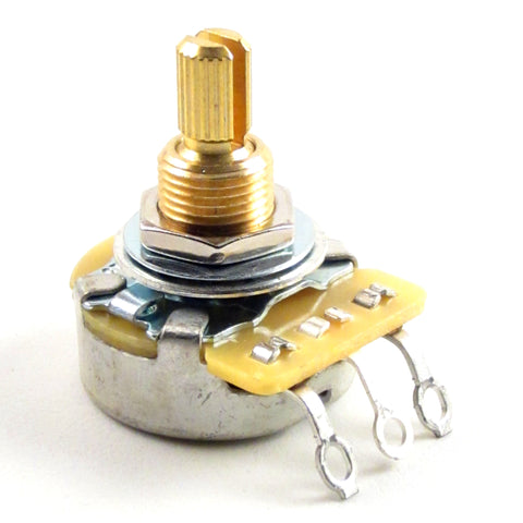 CTS 500K 10% Tolerance Split Shaft Audio Potentiometer