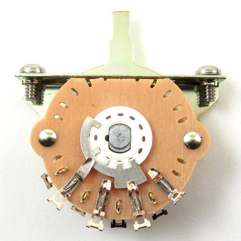 Oak Grigsby 3-Way Switch for Fender Telecasters and Pre-1977 Stratocasters