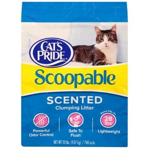Cat's Pride Scoopable - Arena de Gatos