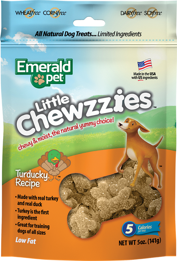 Little Chewzzies® - Pato y Pavo