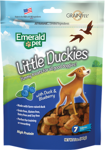 Little Duckies® - Pato y Blueberry
